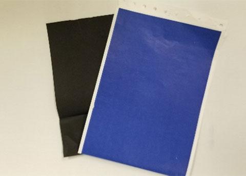 カーボン紙(宅配伝票の複写紙)