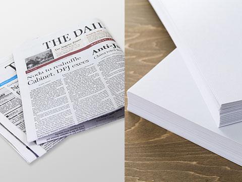新聞用紙・コピー用紙