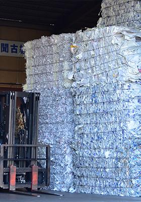 古紙リサイクルサービス